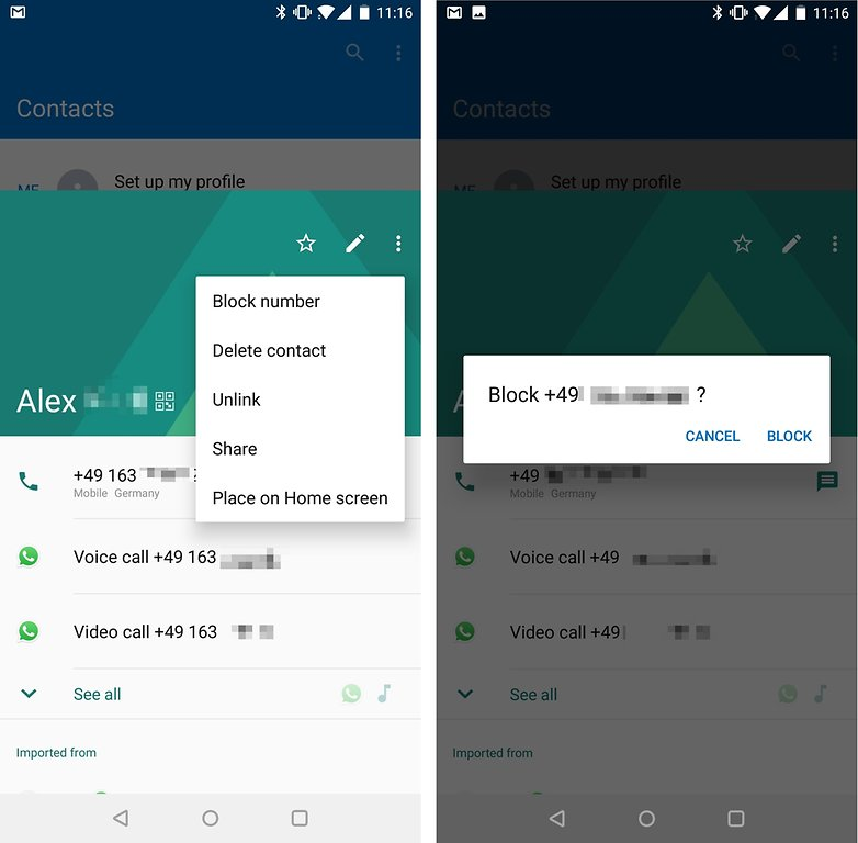 How to block calls on your Android phone | AndroidPIT
