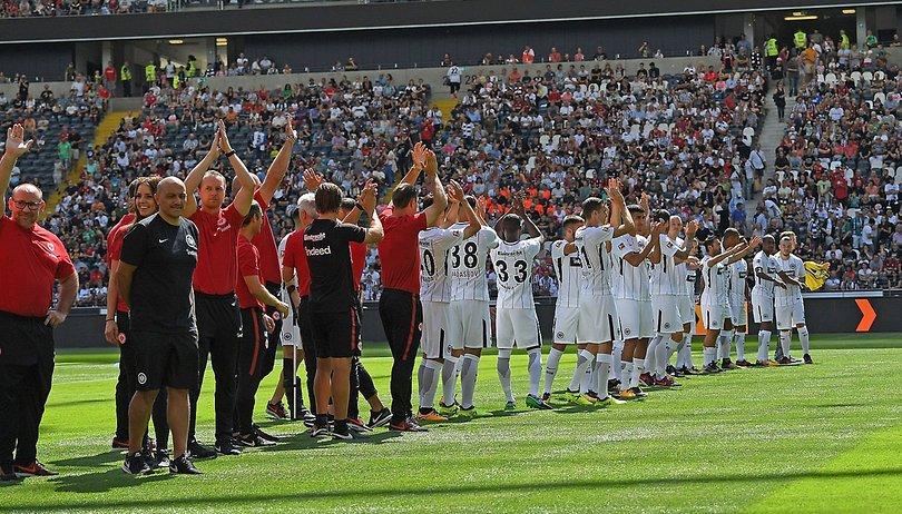 Europa League: Eintracht Frankfurt gegen Benfica Lissabon live im Stream