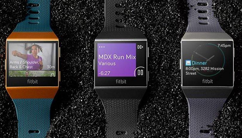Fitbit Ionic: Die Smartwatch mit viel Puste