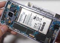 Galaxy S9 potrebbe avere un design modulare!