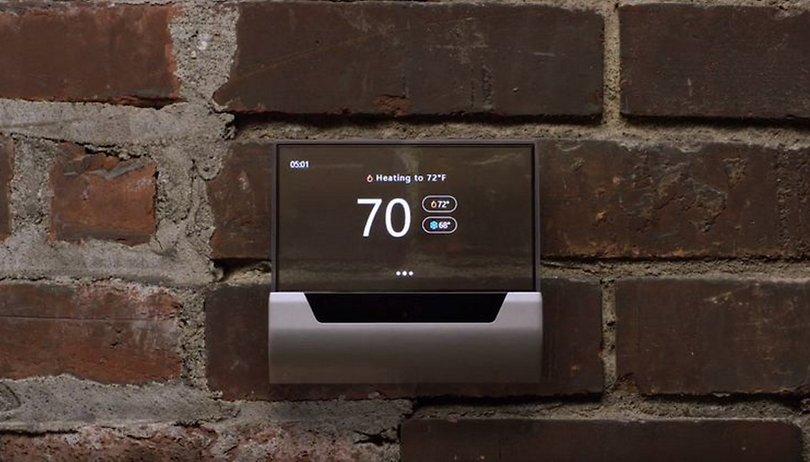 Microsoft wildert mit Cortana und Glas-Thermostat im Smart Home