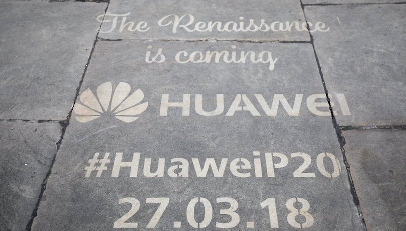 Follow the launch of the Huawei P20 and P20 Pro live