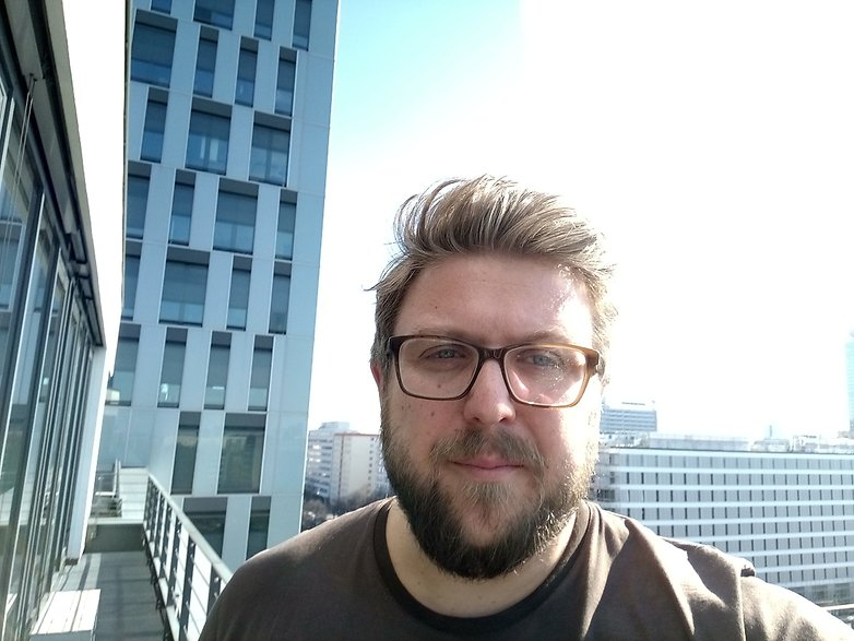 htc u play testfoto selfie