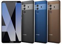 Huawei Mate 10 Pro: Der Design-Kniff gegen das Einerlei