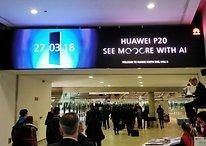 Huawei P20 Launch im Livestream verfolgen