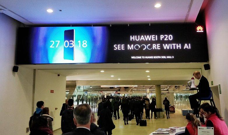 huawei p20 name mwc 2018