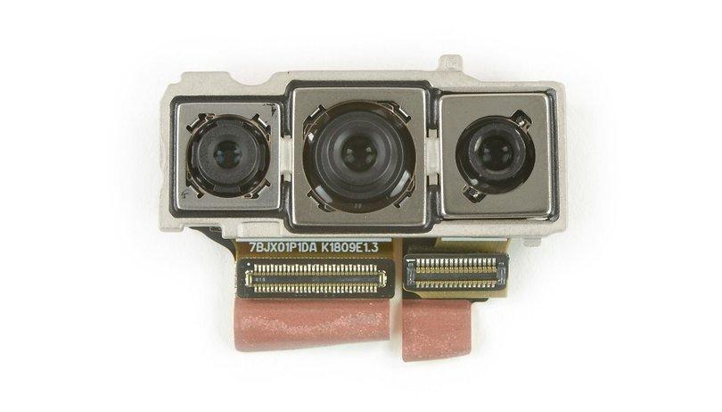 Huawei P20 Pro im Teardown: Blick ins Innere enthüllt Unerwartetes