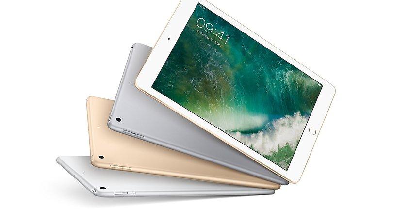 El nuevo iPad comparado con la competencia