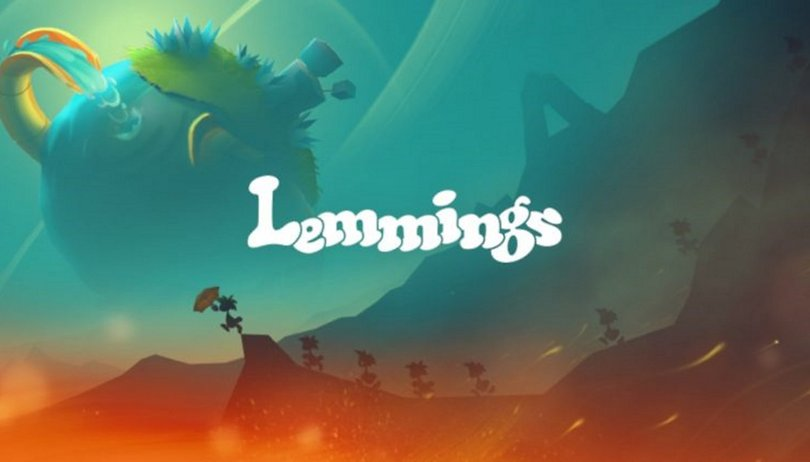 Lemmings for Android: a fun game to download for the holidays