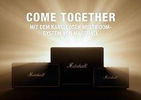 Marshall riempie di suono la vostra casa con i suoi speaker multi stanza