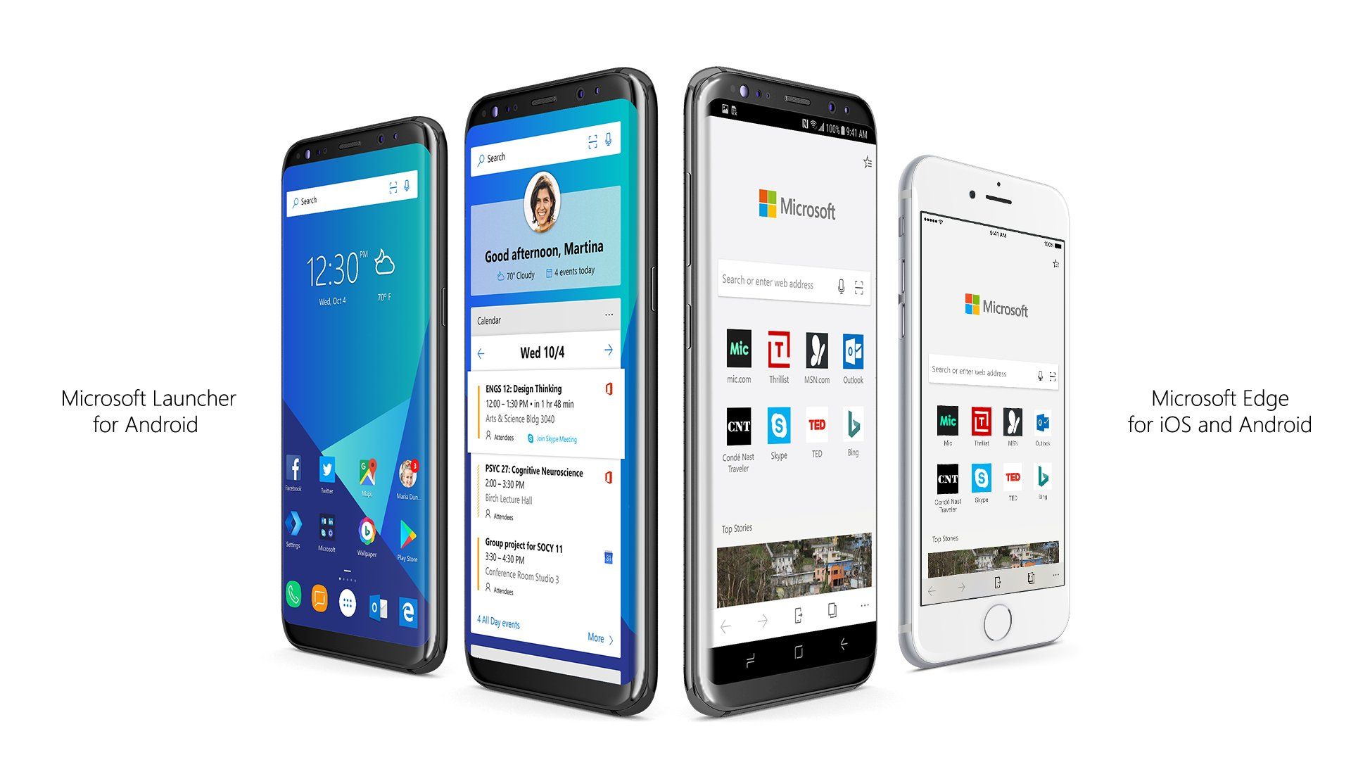 Microsoft Launcher Review: an Apple by any other name ...