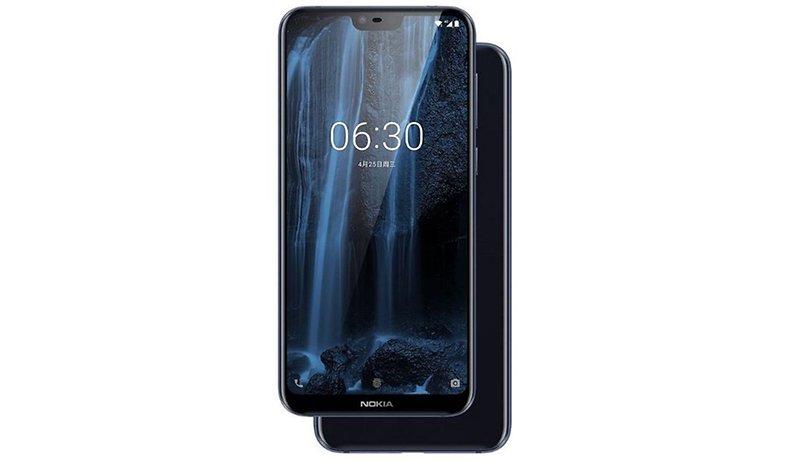 Nokia X6 offiziell: Finne mit Notch