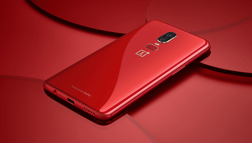 OnePlus 6 gets racy red coat, and it could be yours for free