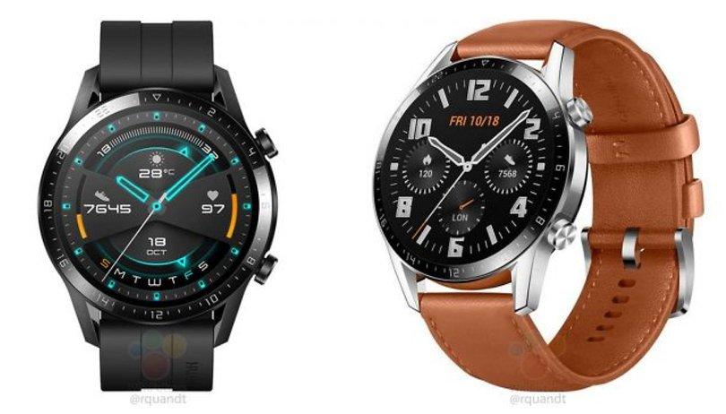 Watch GT2: Huaweis neue Uhr kommt mit dem Mate 30