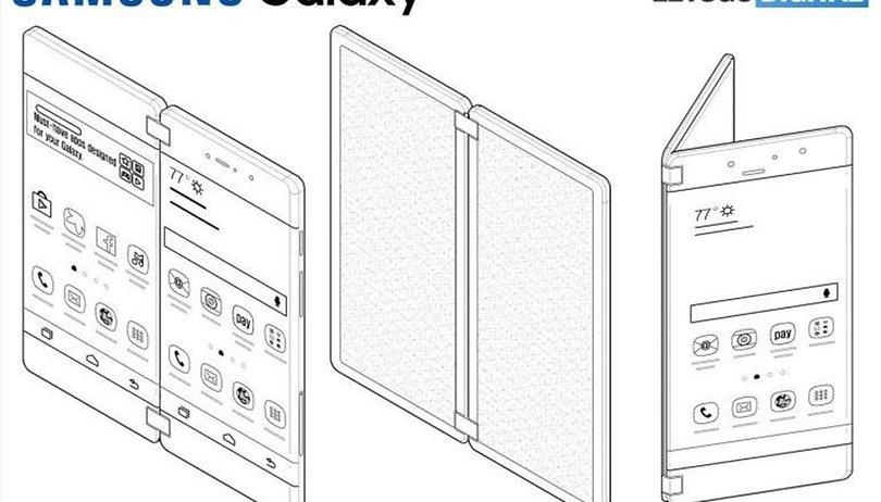 Samsung arbeitet an Klapp-Smartphone für Gamer
