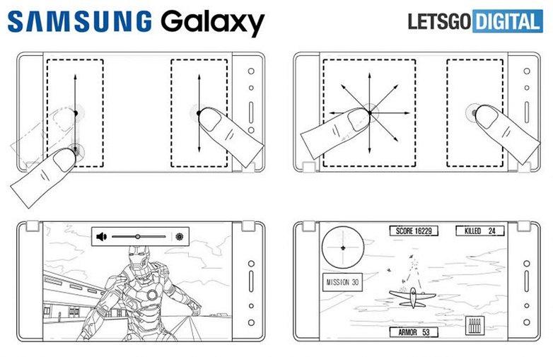 samsung galaxy foldable gamer