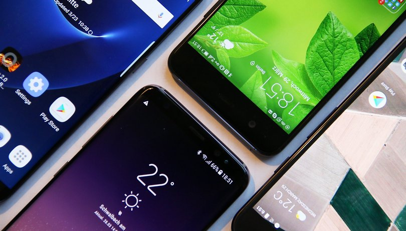 Here is what the AndroidPIT community thinks of the Samsung Galaxy S8
