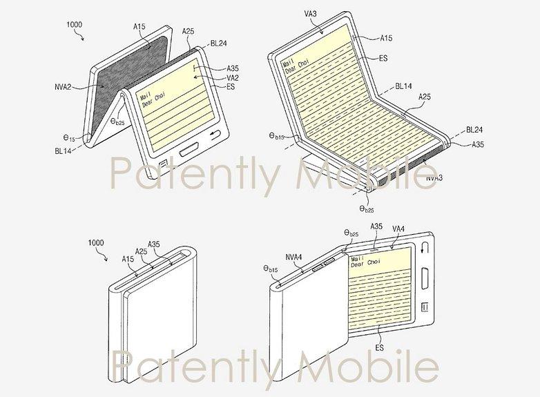 samsung galaxy x patent 1