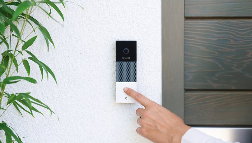 Netatmo launches first smart doorbell for Apple Homekit