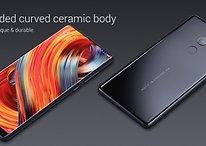 Xiaomi Mi Mix 2: Schick, schnell und fast rahmenlos