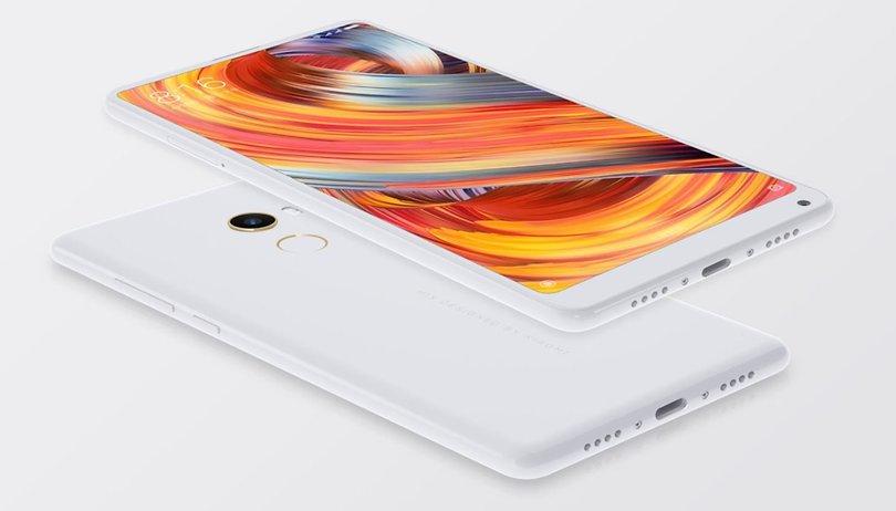 Bon plan : le très joli Xiaomi Mi Mix 2 à 459 euros sur Gearbest