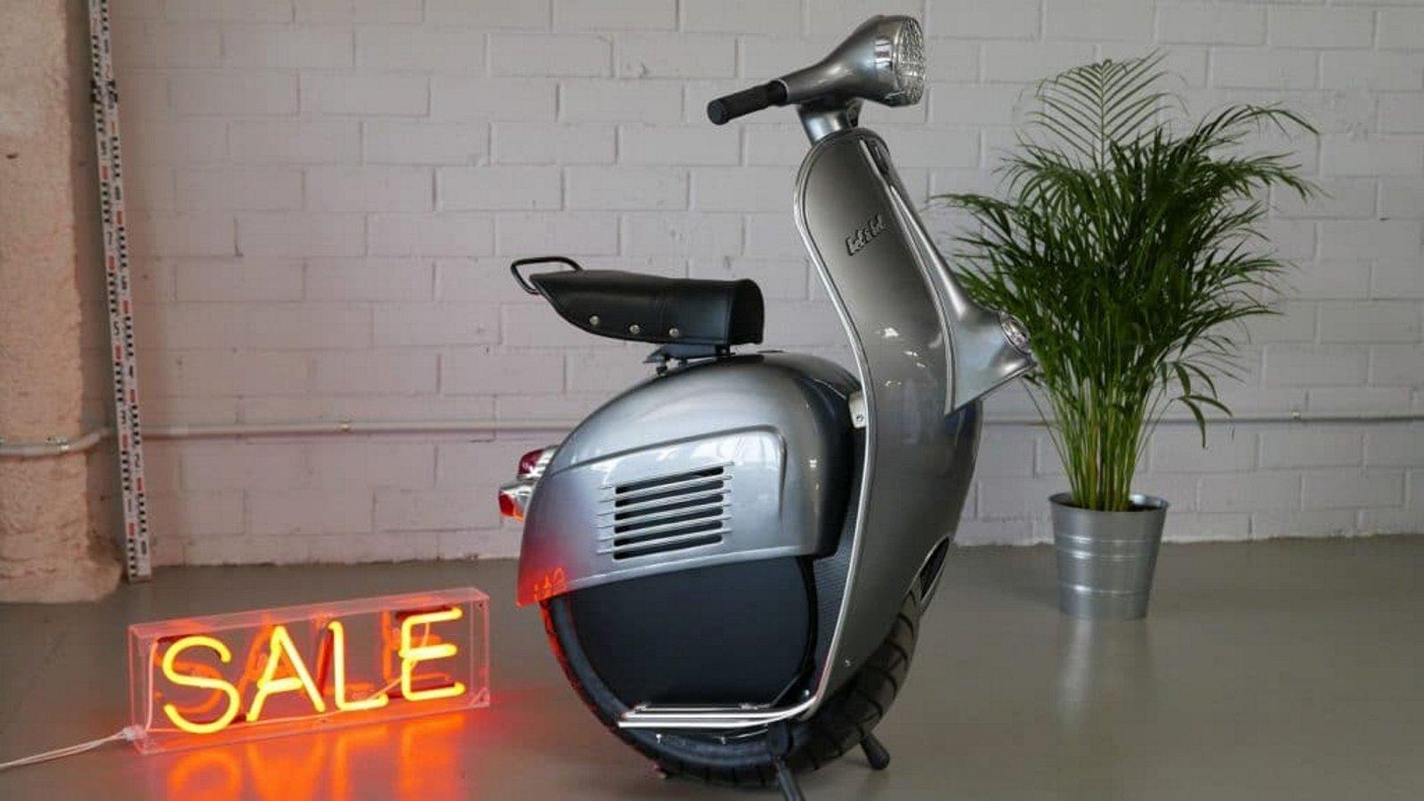 Monowheel Z-One: Ein halber Roller für doppelten Spaß