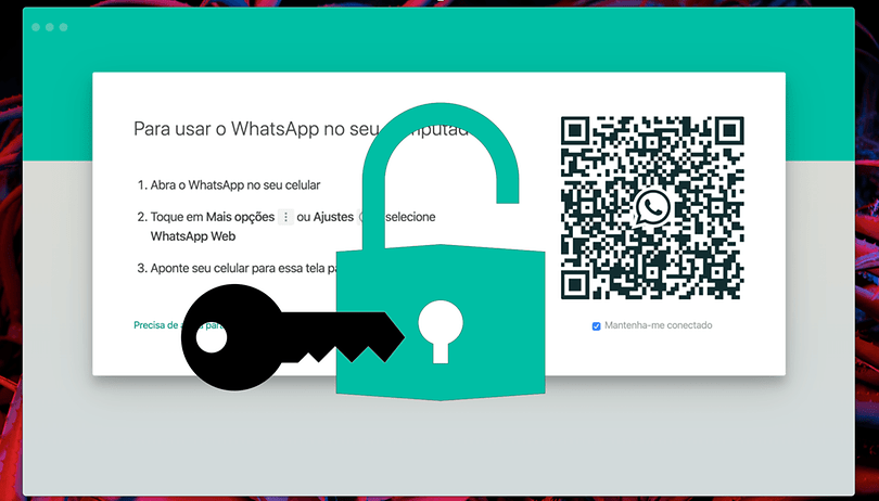Como usar uma senha para bloquear o WhatsApp Web