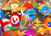 Batalha dos browsers, quem leva a melhor: Opera, Brave ou Vivaldi?