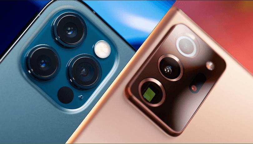 iPhone 12 Pro x Galaxy Note 20 Ultra: quem tem a melhor câmera? [enquete]