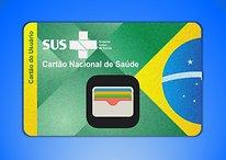 Conecte SUS ganha suporte ao Wallet do iOS