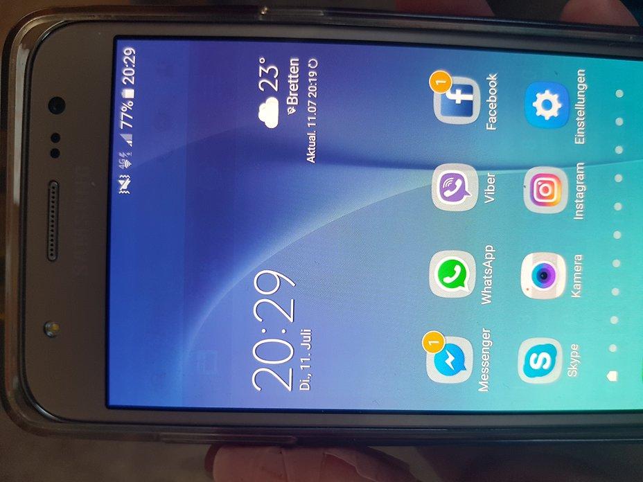 Samsung galaxy s7 edge hintergrund