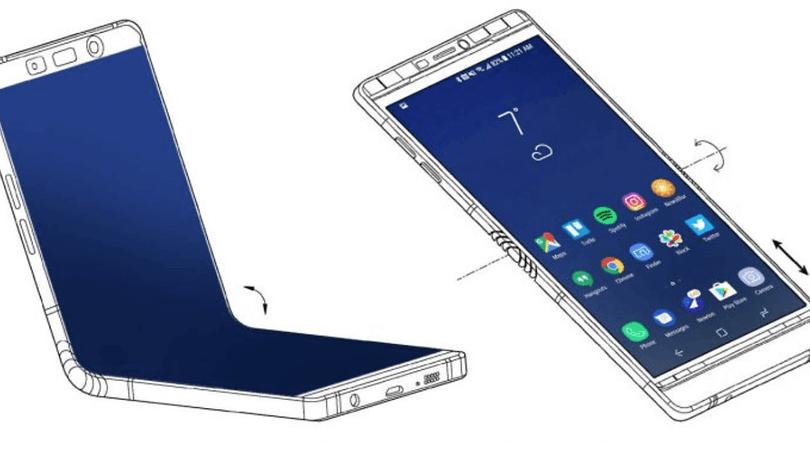Vorstellen ja, verkaufen nein: Samsungs wirrer Plan für das Falt-Smartphone
