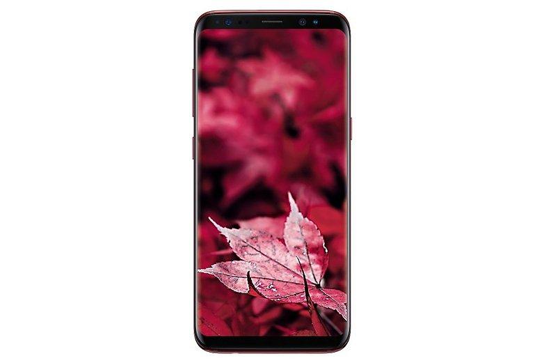 Galaxy S8 Red1
