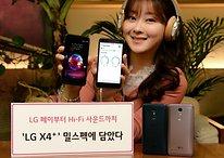 LG lança novo smartphone intermediário: conheça o X4+