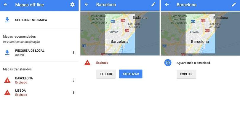 Aprenda a usar o Google Maps offline e economize dados todos os dias