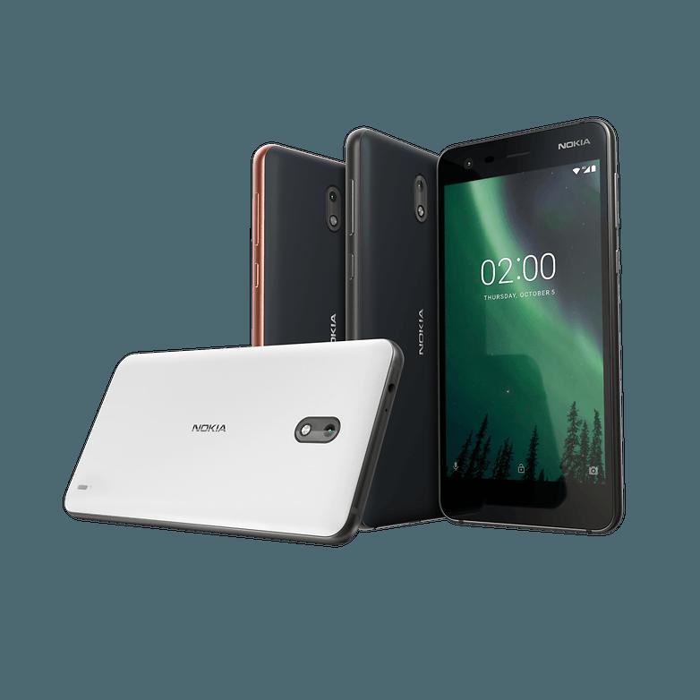 Nokia 2 Range 1
