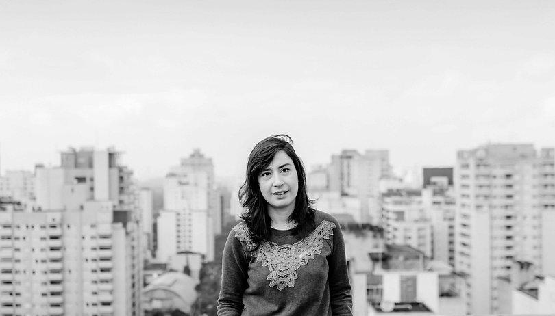 Nos bastidores do AndroidPIT: Emily Canto Nunes