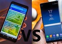 Pixel 2 XL o Galaxy Note 8: ¿Con cuál de estas phablets sueñas?