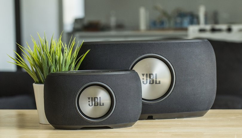 JBL Link 300 and 500 review: for a louder Google Home
