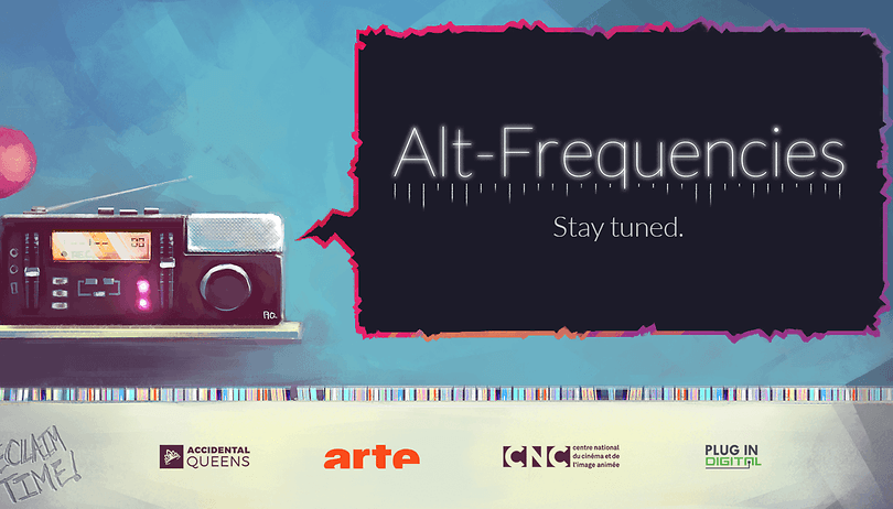 Alt-Frequencies challenges you to fight the system on the airwaves