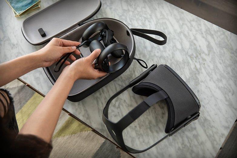 Oculus Quest Et Oculus Rift S Officiels Les Précommandes Sont