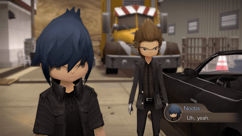 Final Fantasy XV Pocket Edition Launches on iOS and Android