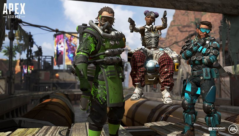 Developer Respawn bans 355,000 Apex Legends cheaters