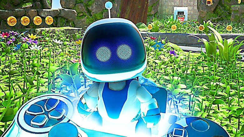 Astro Bot Rescue mission is one of the best recent PSVR releases