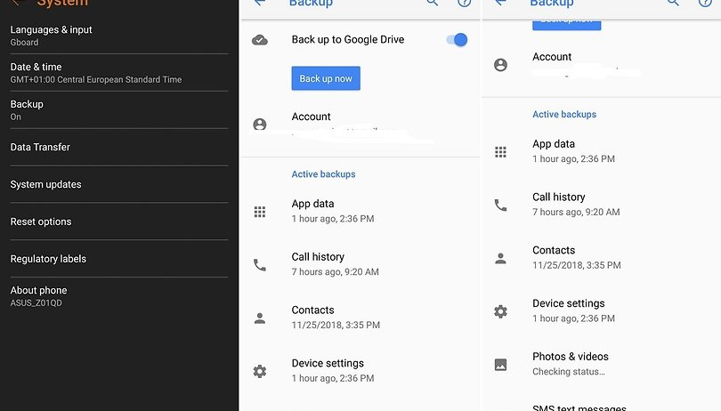 How to back up everything on Android | AndroidPIT