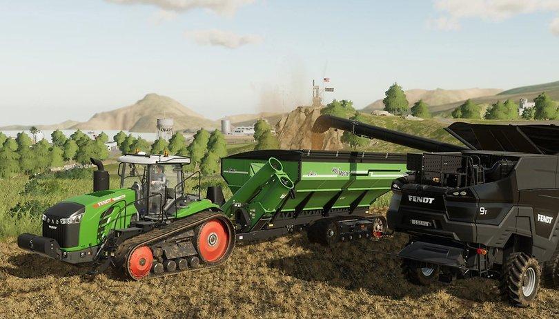 Landwirtschafts-Simulator: Mit dem Pflug durch die eSport-Arenen