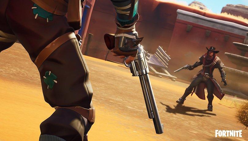 Neues Fortnite-Update bringt einen Hauch Red Dead Redemption 2