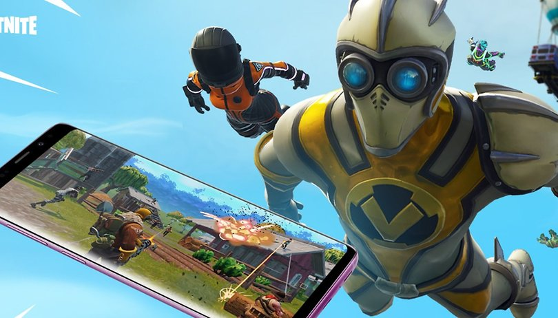 Fortnite for Android beta starts, Samsung exclusive at first