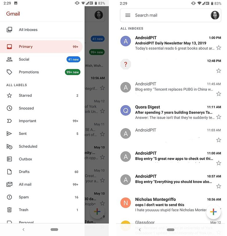 12 great Gmail tips and tricks for Android | AndroidPIT