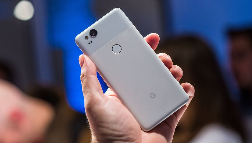 Google Pixel 2 review: Function over form